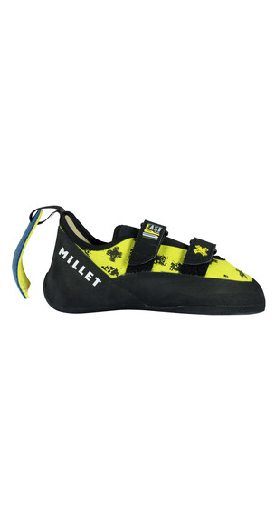 Millet Easy Up Junior - Pies de gato Niños - amarillo/negro